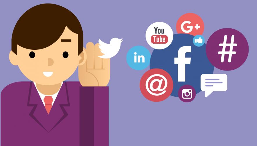 - بازاریابی مبتنی بر حساب کاربری و استفاده از شبکه های اجتماعی در آنSocial Listening