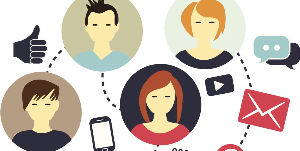 بازاریابی مبتنی بر حساب کاربری و استفاده از شبکه های اجتماعی در آن